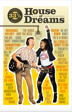33 1/3 - House of Dreams at San Diego REP